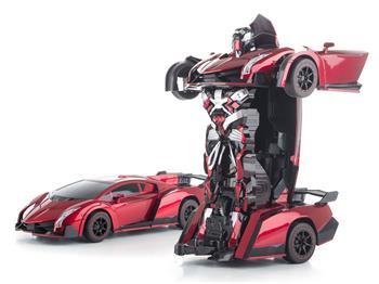 Hračka G21 R/C robot Red Fighter