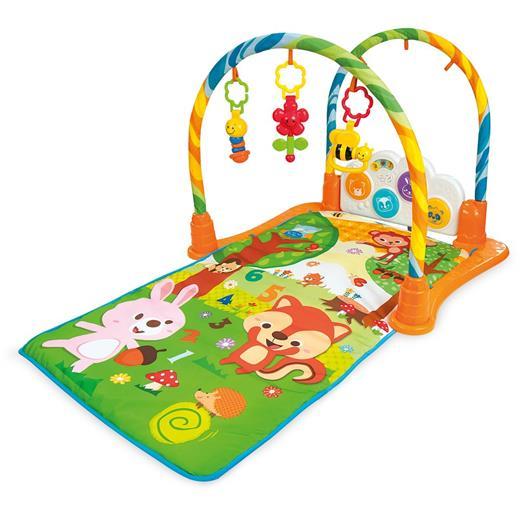 Hrací set Buddy toys BBT 6510 deka s tunelem