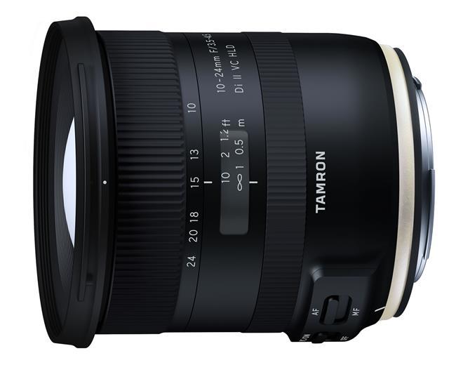 Objektív Tamron SP 10-24mm F/3.5-4.5 Di II VC HLD pro Canon