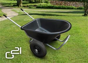 Záhradný fúrik G21 Maxi 150 2. jakost