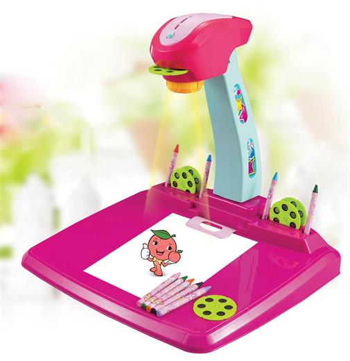Hračka G21 Kresliace projektor ružový