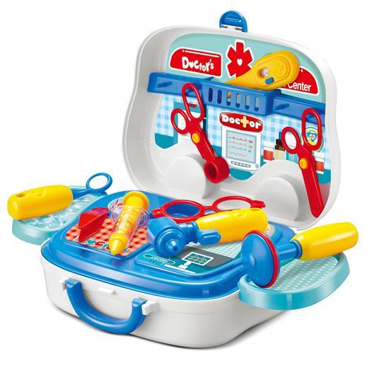 Hračka G21 Detský kufrík doktor
