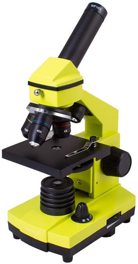 Mikroskop Levenhuk Rainbow 2L PLUS Lime