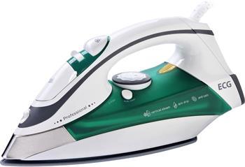 Žehlička ECG NZ 268 bielo-zelená