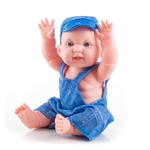 Bábika G21 Tony chlapec, modré doplňky, balení: sáček