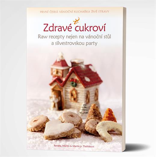 Kniha zdravé cukrovinky