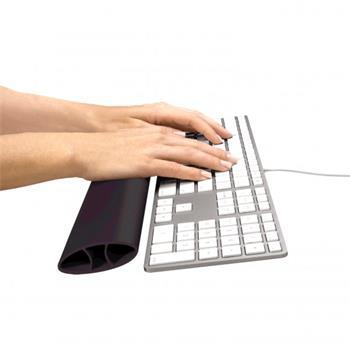 Podložka Fellowes I-Spire Rocker pred klávesnicu silikónová, čierna