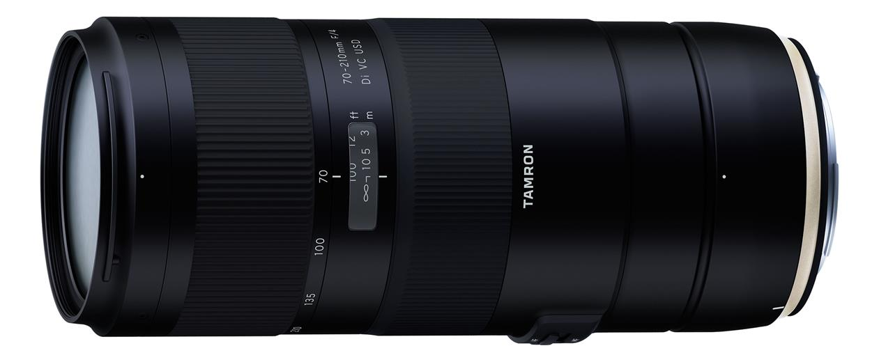 Objektív Tamron AF 70-210mm F/4 Di VC USD pro Canon