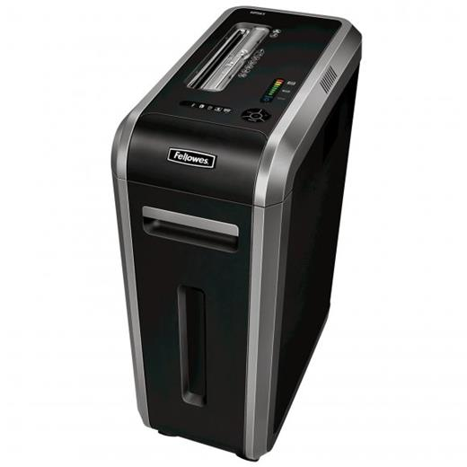 Skartovač Fellowes 125 Ci DIN 3, Cross cut 4×38mm, 20 listů, 53l,CD+DVD, Credit Card, Sponky
