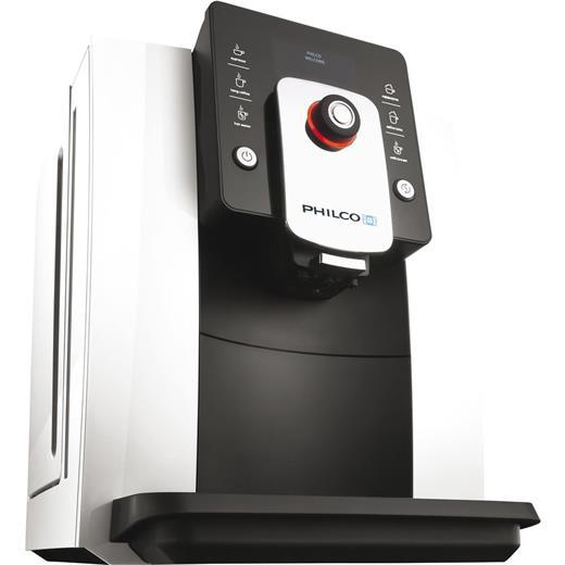 Espresso Philco PHEM 1000 automatické černostříbrné