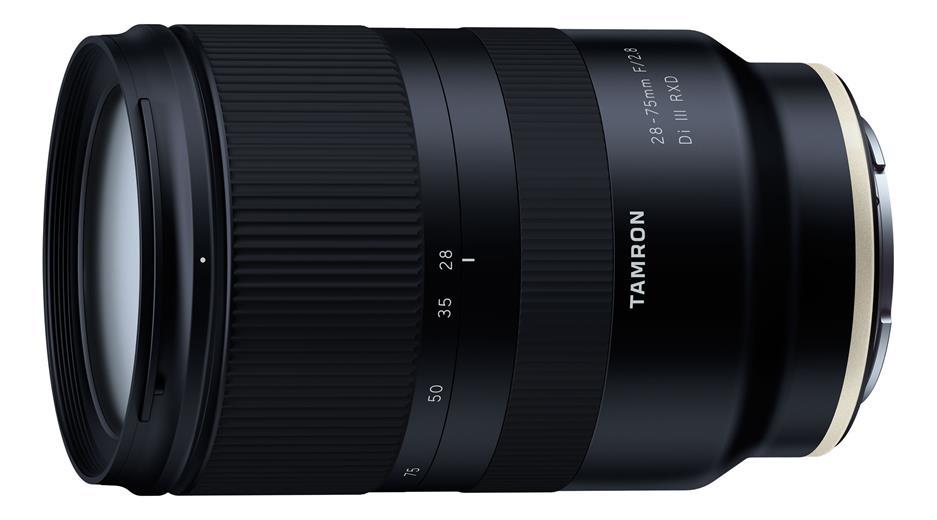 Objektív Tamron 28-75mm F/2.8 Di III RXD pro Sony  FE