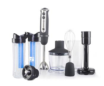 Set G21 mixér VitalStick 800 W, Black + Smoothie maker