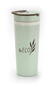 Eko téglik G21 beECO Americano 450 ml, zelený