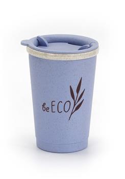 Eko téglik G21 beECO Espresso 280 ml, modrý