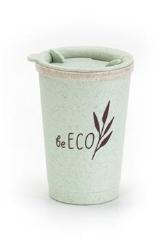 Eko téglik G21 beECO Espresso 280 ml, zelený