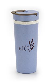Eko téglik G21 beECO Americano 450 ml, modrý