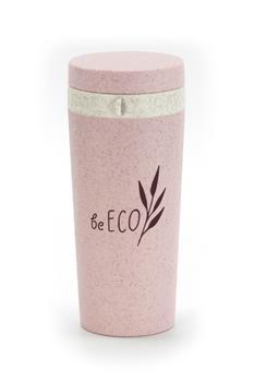 Eko téglik G21 beECO Tour 300 ml, ružový