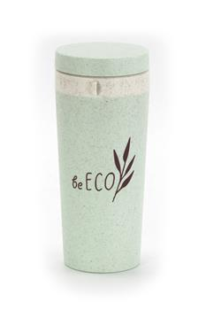 Eko téglik G21 beECO Tour 300 ml, zelený