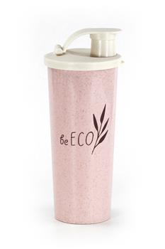 Shaker G21 beECO Fitness 450 ml, ružový