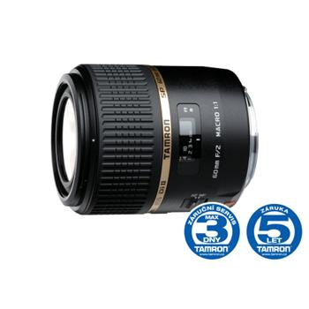 Objektív Tamron SP AF 60mm F/2.0 Di-II pre Nikon LD (IF) Macro 1:1