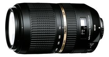 Objektív Tamron SP AF 70-300mm F4-5.6 Di VC USD pre Nikon