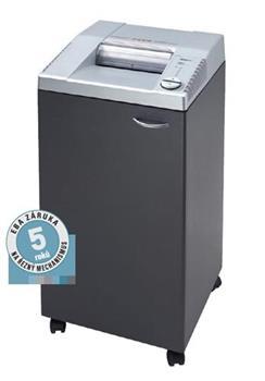 Skartovač EBA 2326 S 4 mm DIN 2, 28 listů, 100l, CD+DVD
