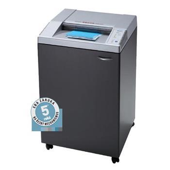 Skartovač EBA 5141 S 6 mm DIN 2, 47 listů, 165l, CD+DVD