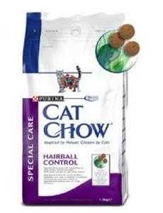 Granule Purina Cat Chow Special Care Hairball 15kg