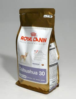 Granule Royal Canin Breed Čivava Junior 500g