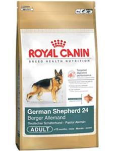 Granule Royal Canin Breed Německý Ovčák 12kg