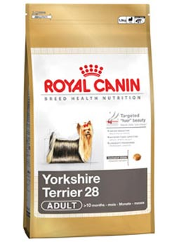 Granule Royal Canin Breed Yorkshire 7,5kg