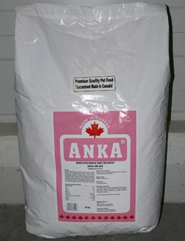 Granule Anka Cat Low Ash 20kg