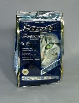 Granule Bosch Cat Sanabelle Kitten 400g