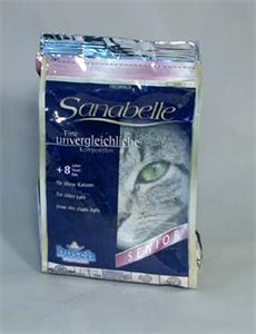 Granule Bosch Cat Sanabelle Sensitive jehněčí s rýží 10kg