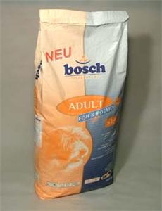 Granule Bosch Dog Adult Fish&Potato 15kg