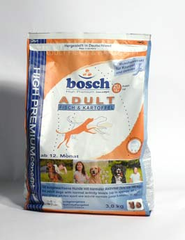 Granule Bosch Dog Adult Fish&Potato 3kg