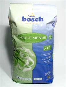 Granule Bosch Dog Adult Menue 3kg