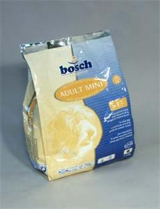 Granule Bosch Dog Adult Mini Drůbeží&Špalda 1kg