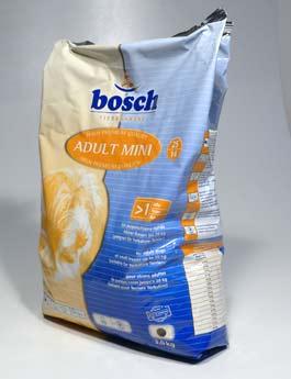 Granule Bosch Dog Adult Mini Drůbeží&Špalda 3kg