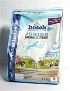 Granule Bosch Dog Junior Lamb&Rice 3kg