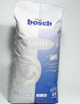 Granule Bosch Dog Light 12,5kg