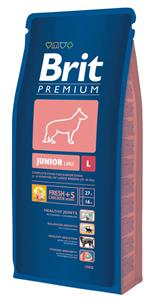 Granule Brit Brit Premium Dog Junior L 15kg