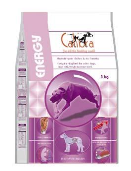 Granule Calibra Energy 3kg