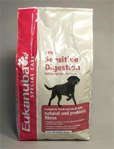 Granule Eukanuba Dog DC Sensitive Digestion 2,5kg