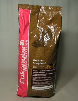Granule Eukanuba Dog Breed N. German Shepherd 12kg