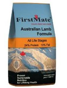 Granule First Mate Dog Australian Lamb 6,6kg