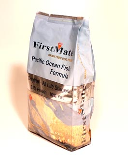Granule First Mate Dog Pacific Ocean Fish Original 2,3kg