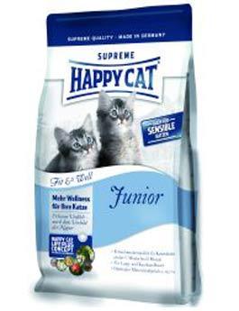 Granule Happy Cat Supr.Adult Fit&Well Junior 4kg