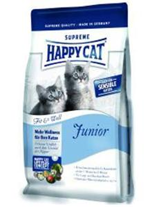 Granule Happy Cat Supr.Adult Fit&Well Senior 4kg