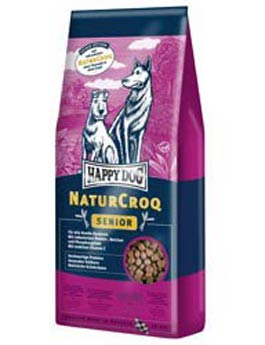 Granule Happy Dog Natur Croq Senior 15kg